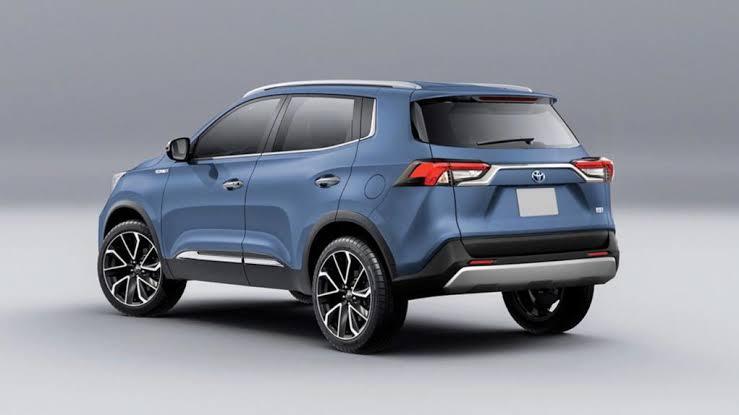 Toyota Rise release date