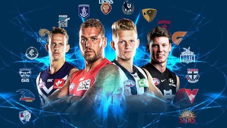 AFL Fixture 2020 update