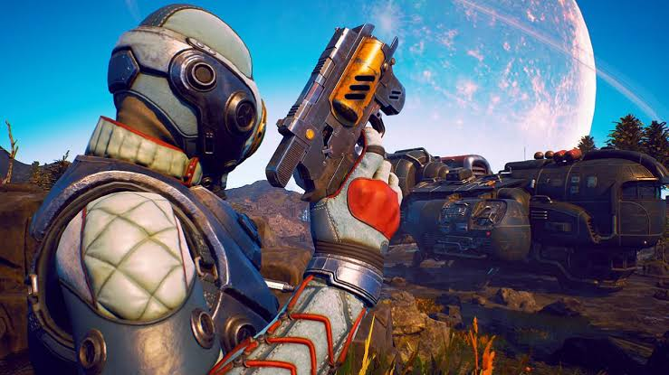 The Outer Worlds Specifications