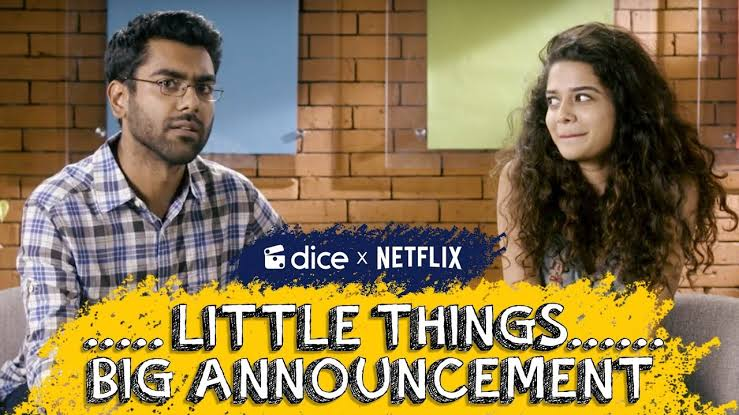 Little Things Season 3 Netflix