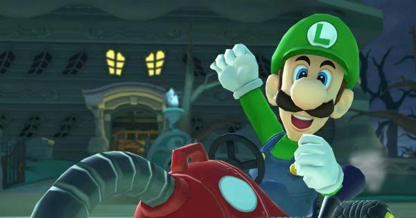Mario Kart Tour Halloween Update