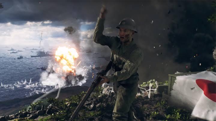 Battlefield 5 new content