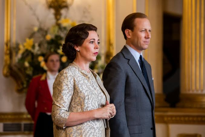 Netflix Show The Crown