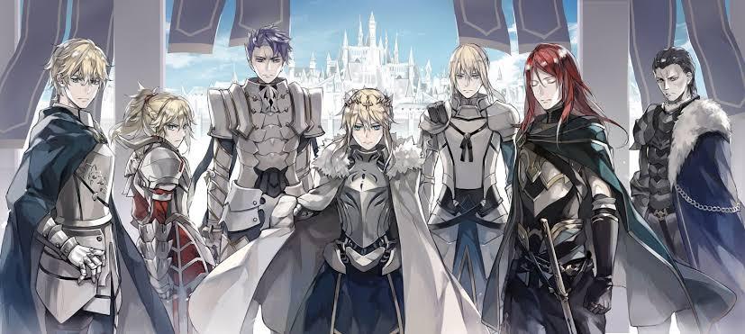 Fate/Grand Order: Camelot Movie