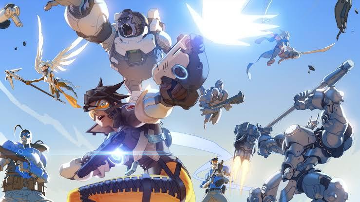 Blizzard's Overwatch 2 Logo