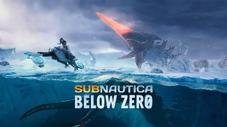 Subnautica Below Zero update