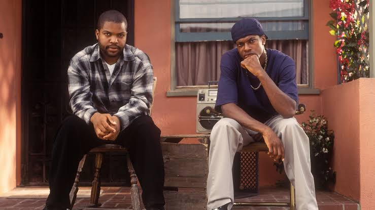 Ice Cube Hints At Last Friday