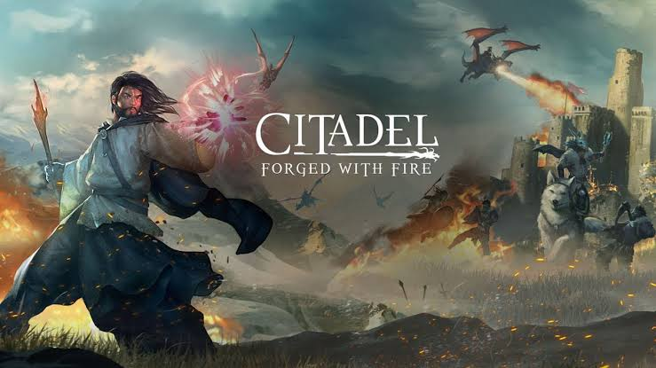Citadel: Forged With Fire update