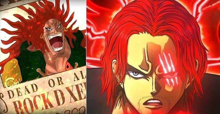 One Piece Shanks Fantheory
