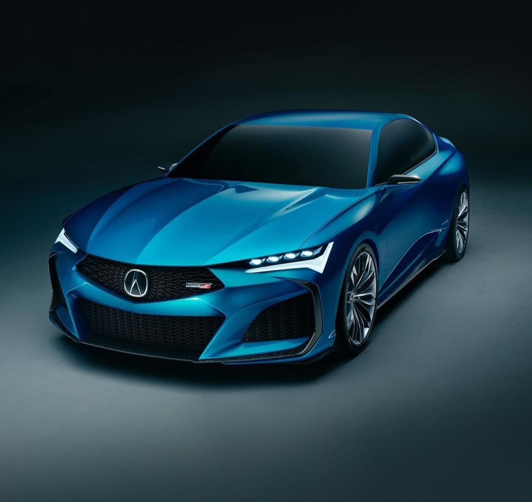Acura Type S Next Generation Concept Might Release In 2021