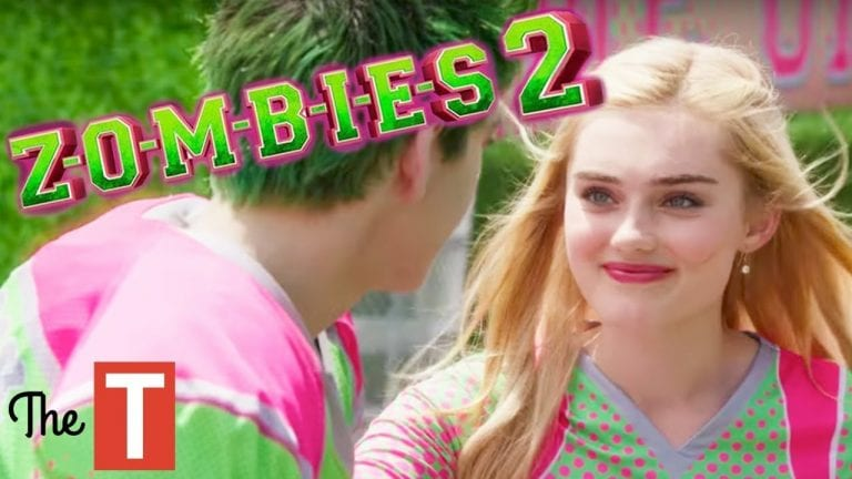 Zombies 2 release Date
