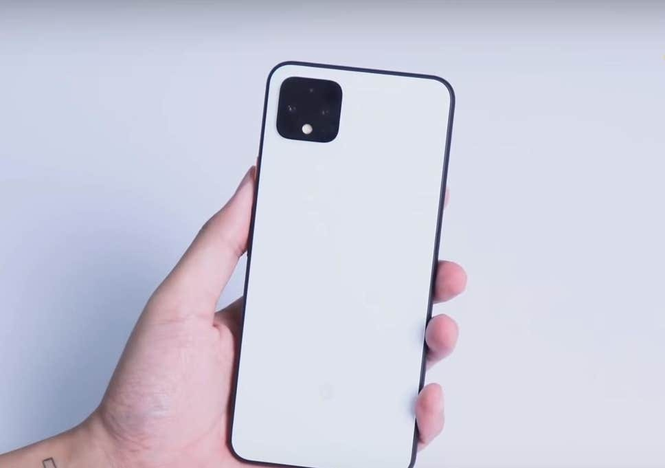 Google Pixel 4XL Specifications