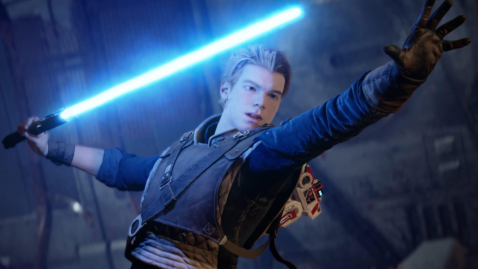 Star Wars Jedi Fallen update