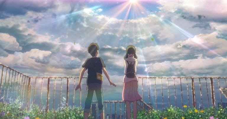 Weathering With You Blu-ray Release Date