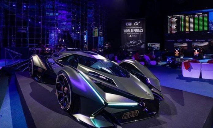 New Lamborghini Resembles Batmobile very closely