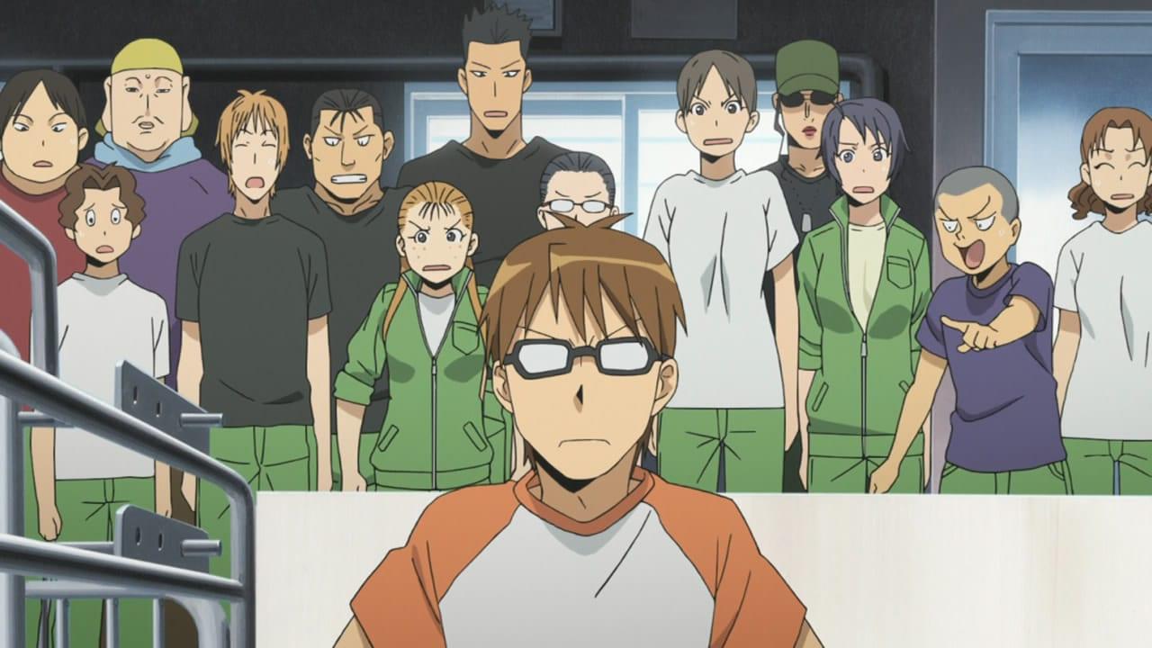 Silver Spoon Manga ending