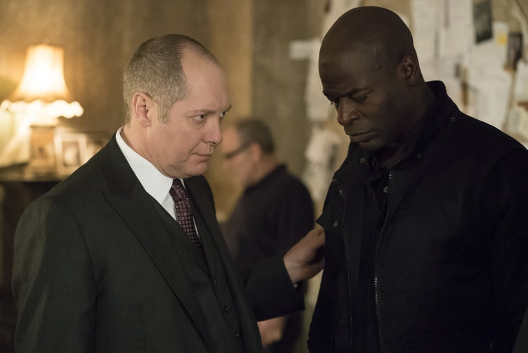 Index of The Blacklist Season 7