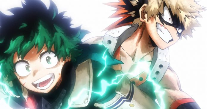 My Hero Academia Chapter 252 Release Date