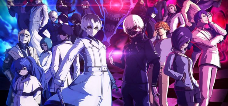 Tokyo Ghoul Re Call To Exist update