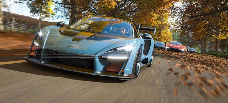 Forza Horizon Xbox gamepass