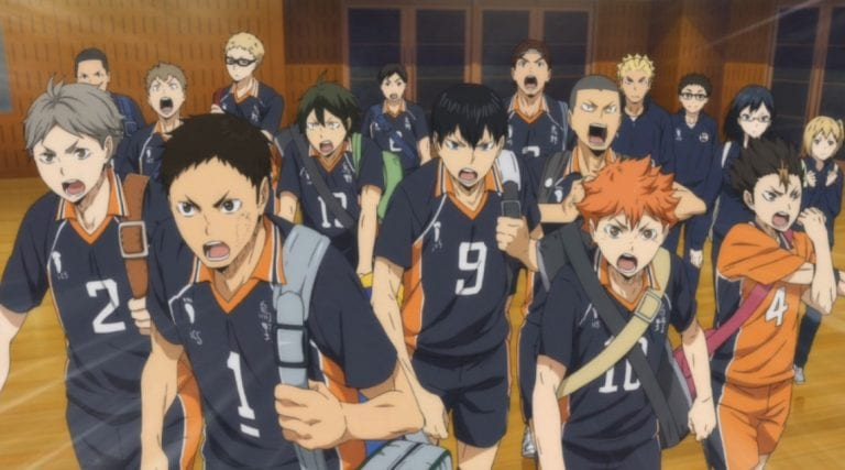 Haikyuu Season 3