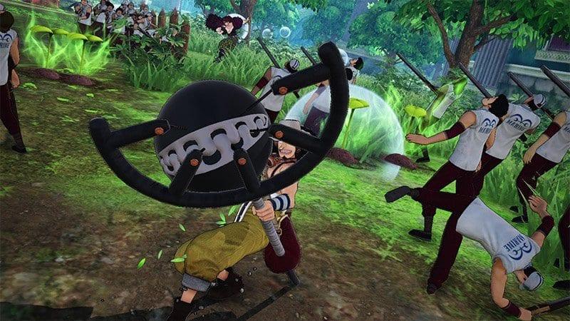 One Piece Pirate Warriors 4 Usopp