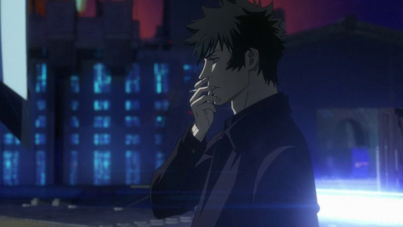 Psycho Pass Season 3 Episode 4 Release Date