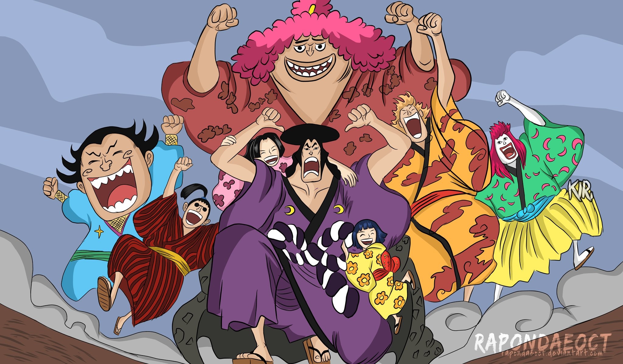 One Piece Chapter 963 Read Online