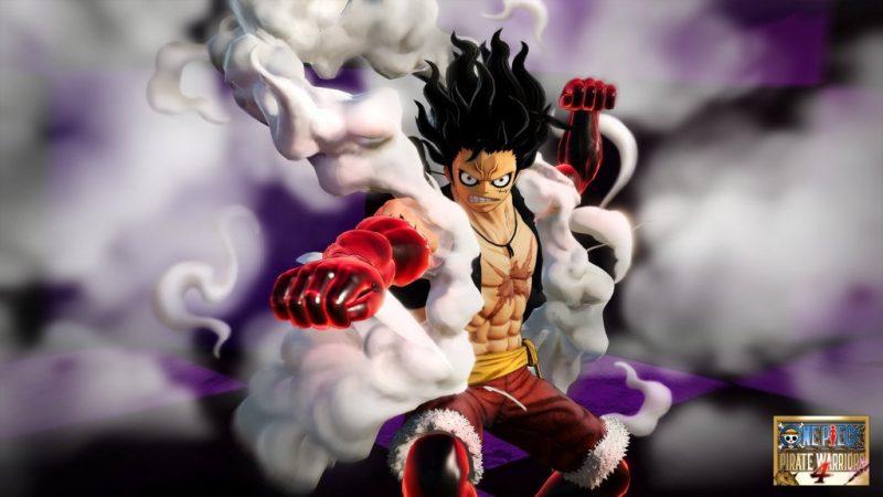One Piece Pirate Warriors 4 update