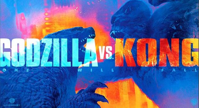 Godzilla vs. Kong Release Date