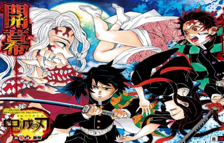 Top Selling Manga Ranked by Series in Japan: 2019.