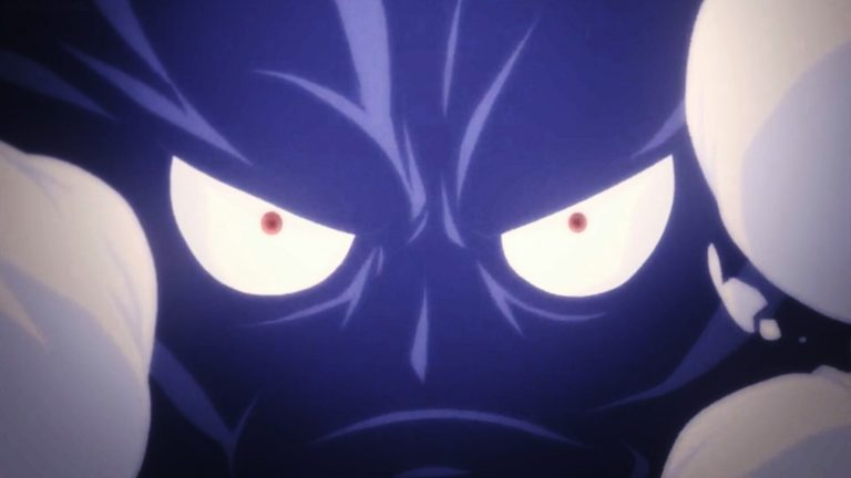 One Piece Toei Animation Luffy vs Kaido