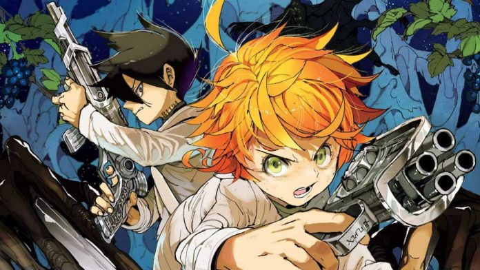 The Promised Neverland Chapter 160 Release Date