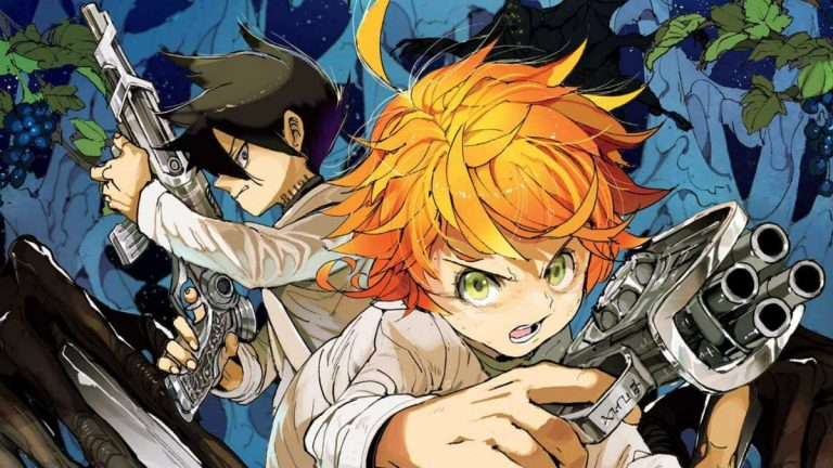 The Promised Neverland Chapter 164 Release Date