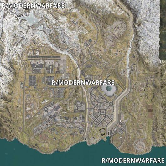 Call Of Duty Modern Warfare Battle Royale Mode