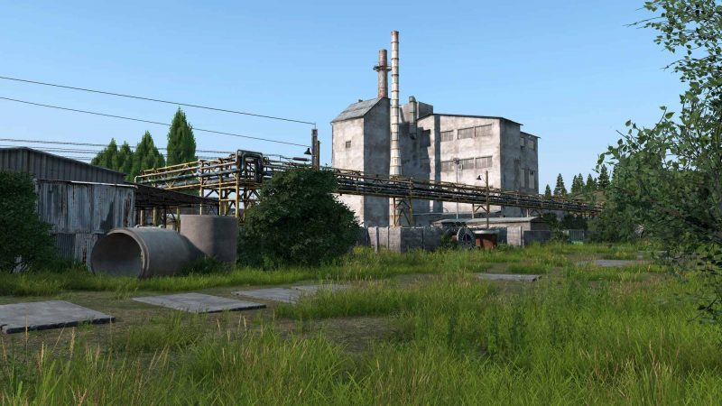 DayZ Expansion Livonia