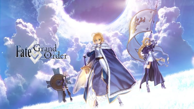fate grand order episode 9