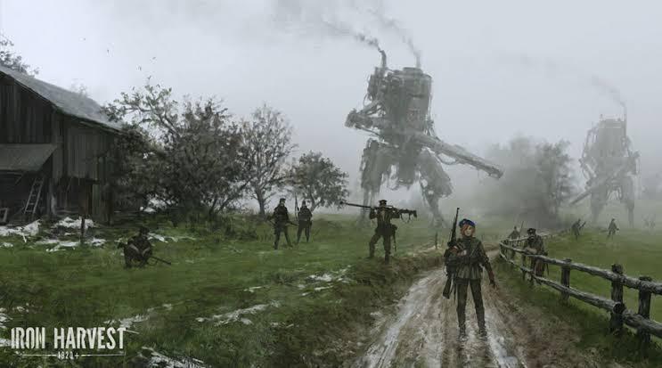 Iron Harvest update