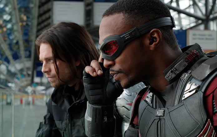 Falcon And Winter Soldier update
