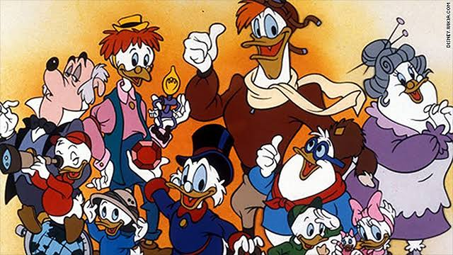 Disney's Ducktales season 3