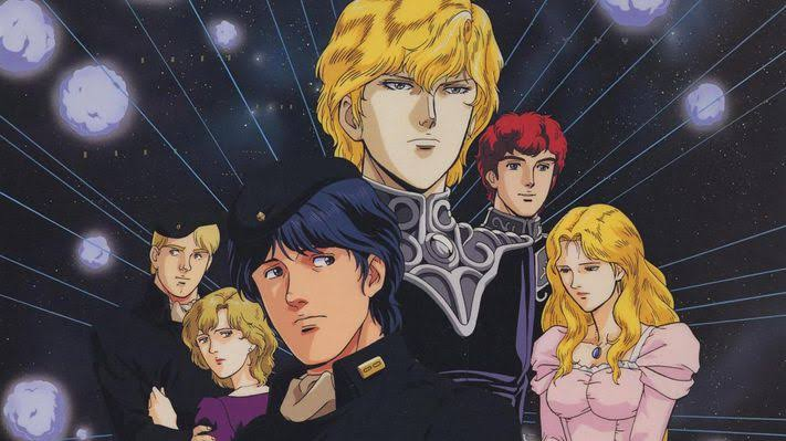 The Legend of the Galactic Heroes movie