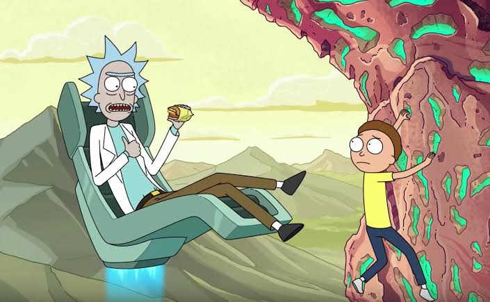 Rick And Morty Season 4 Hulu