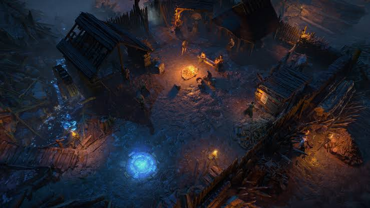 Path Of Exile 2 gameplay details