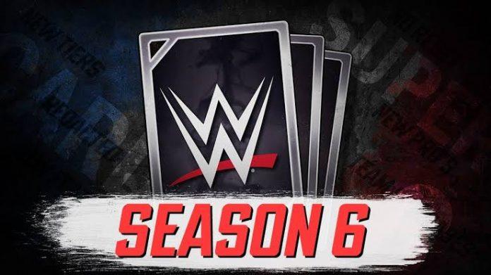 WWE SuperCard Season 6 Release date