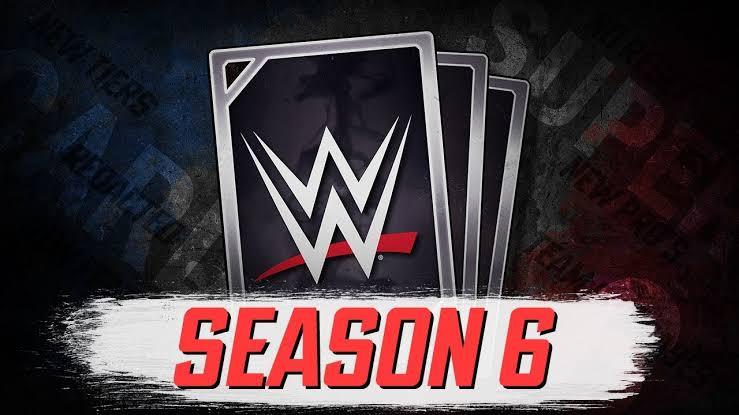 WWE SuperCard Season 6 update