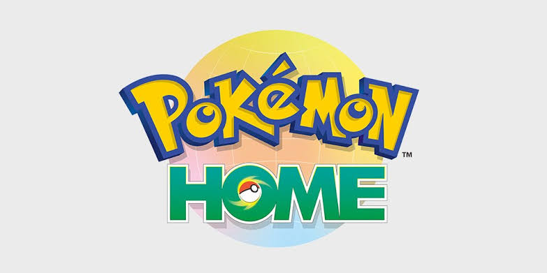 Pokemon Home update