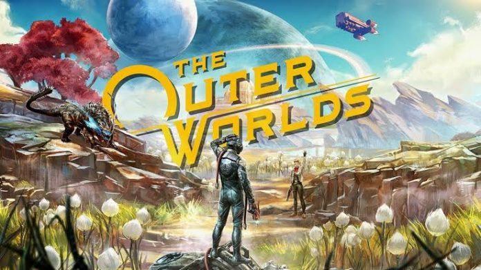 The Outer Worlds Nintendo Switch Release date