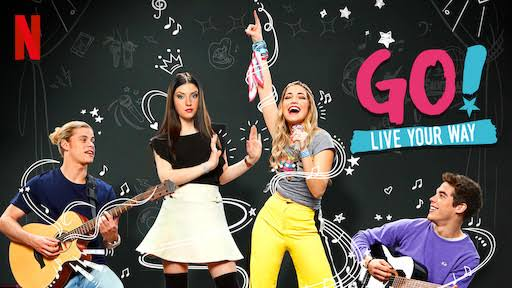 Go Live Your Way Season 3 Release date