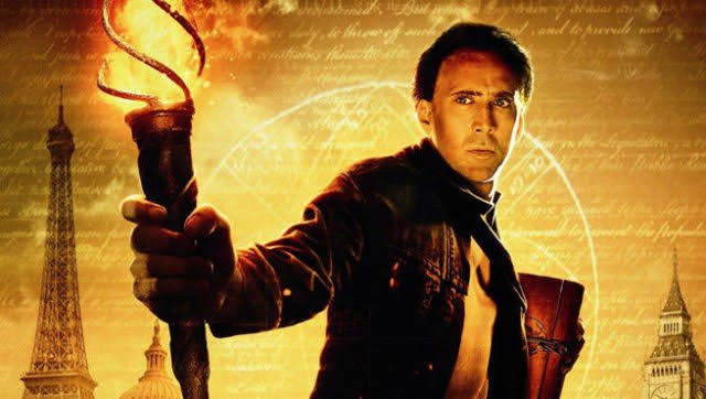 National Treasure new movie