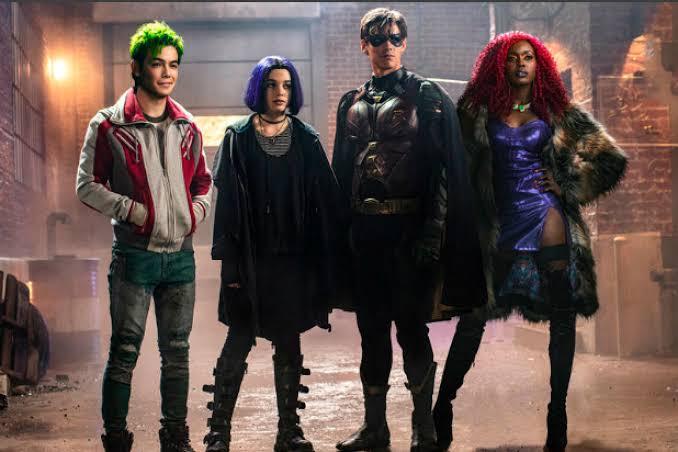 DC Universe Titans update